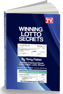 Winning Lotto Numbers Book Cover